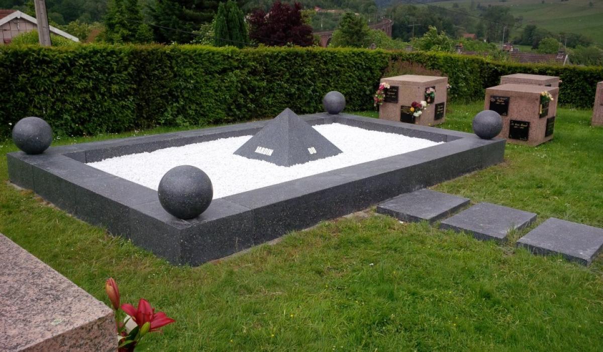 jardin du souvenir cimetire de barentin - Jardin Du Souvenir
