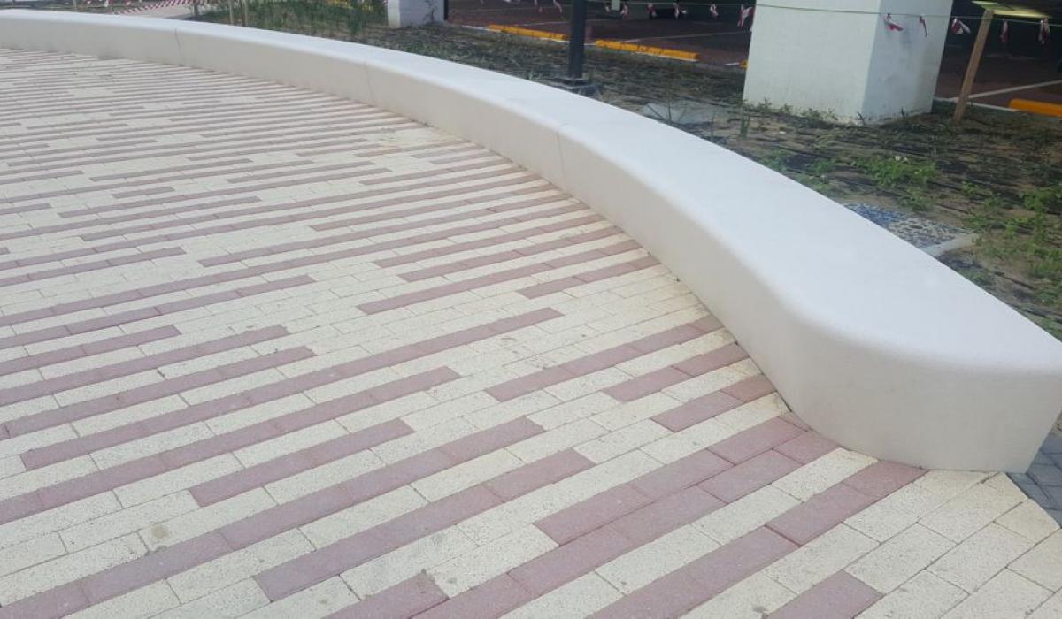 Centenaire Bench