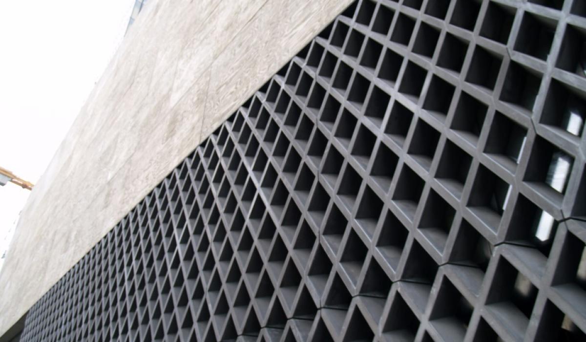 panneaux de fa ade en b ton urbastyle. Black Bedroom Furniture Sets. Home Design Ideas