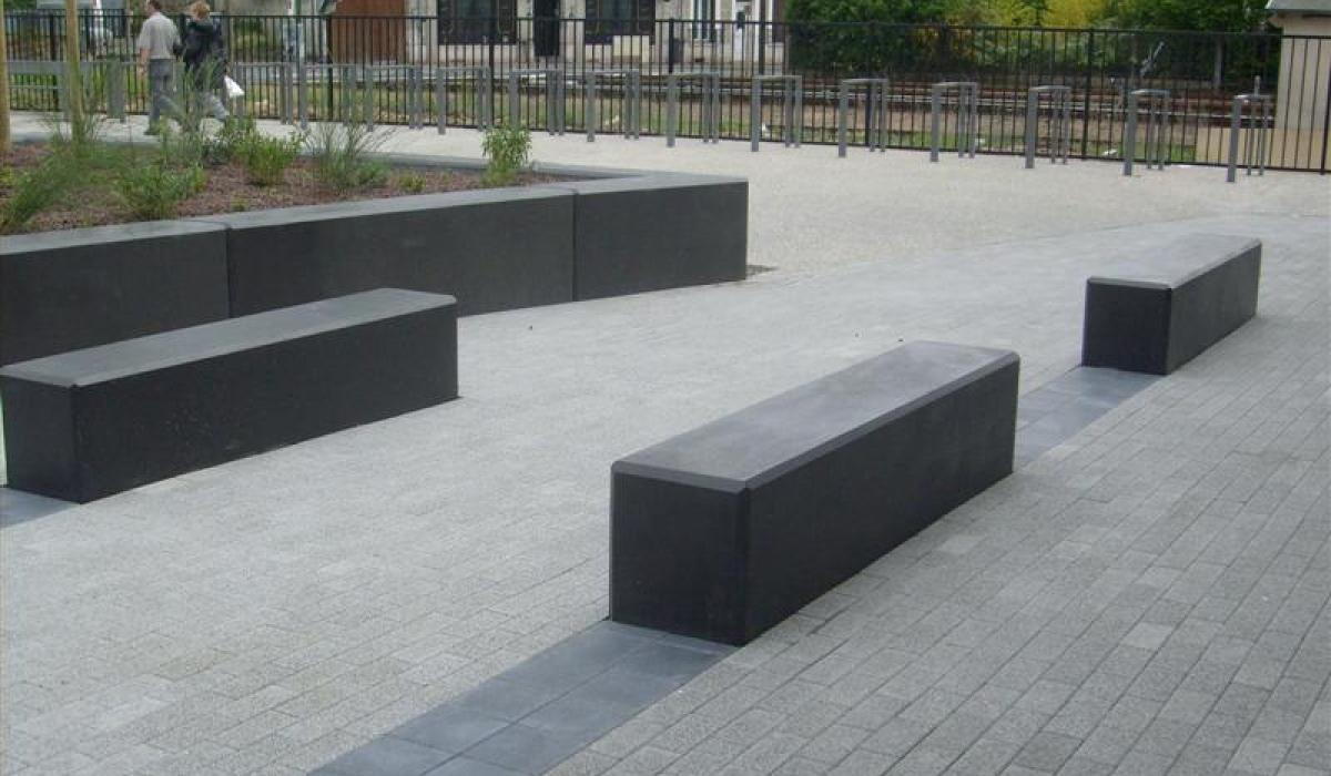 Dome benches