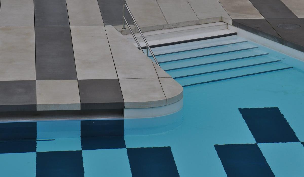 Marcinelle Swimming pool