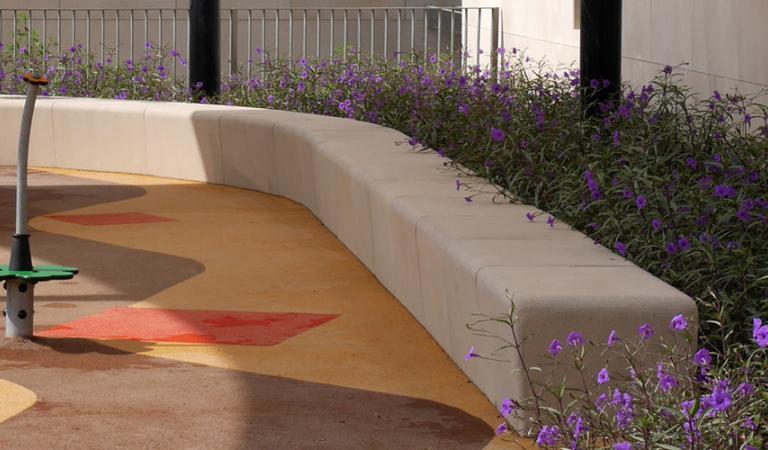 Urbastyle, Concrete Design Street Furniture, custom, large