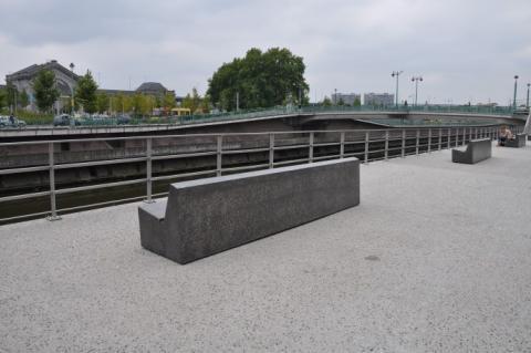 Charleroi Phenix 3, Sambre Docks