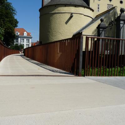 Smedenpoort foot and bicycle bridge