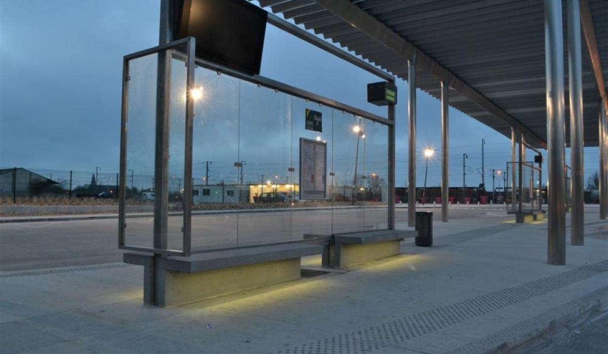 LED-Line à St-Omer (FR)