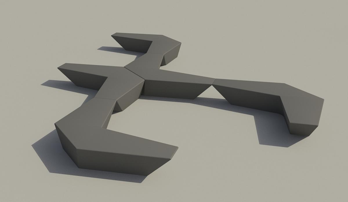 Bench Boomerang