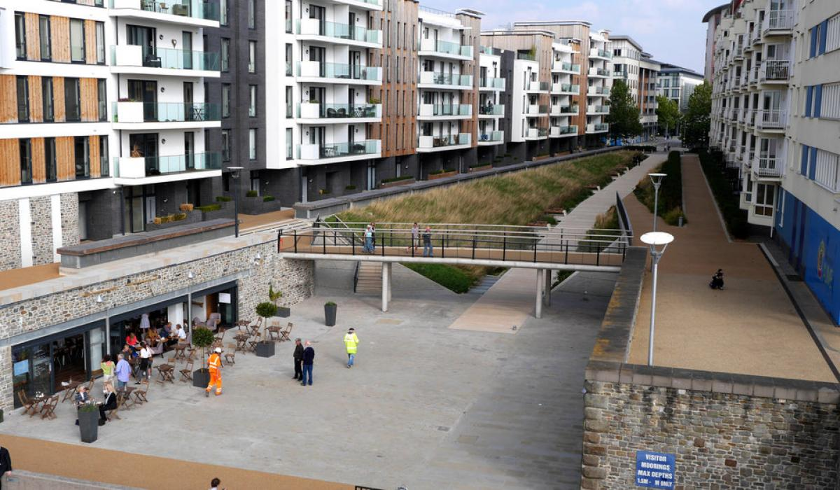 Brunel Mile Bristol Harbourside - © Grant Associates