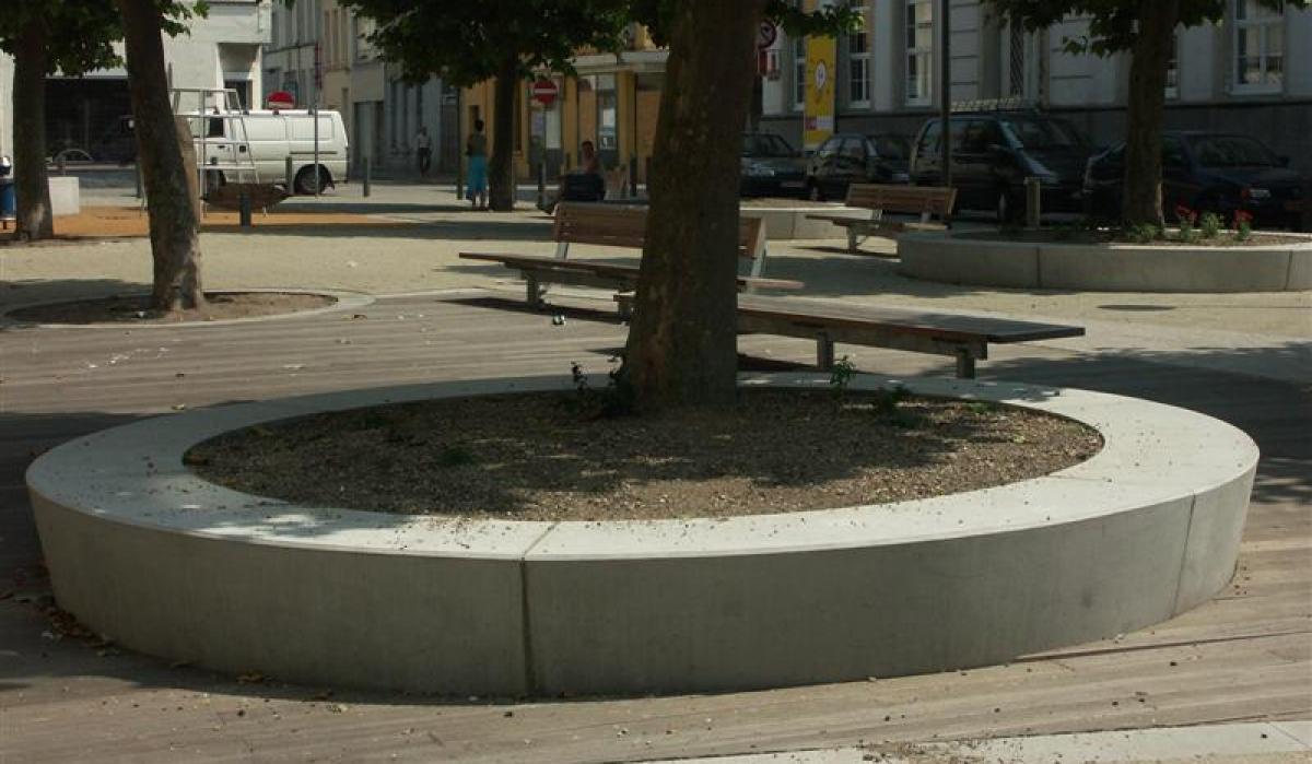 Bench Circular