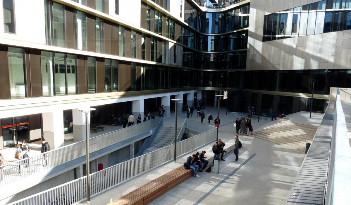 KDG Hogeschool Campus Zuid