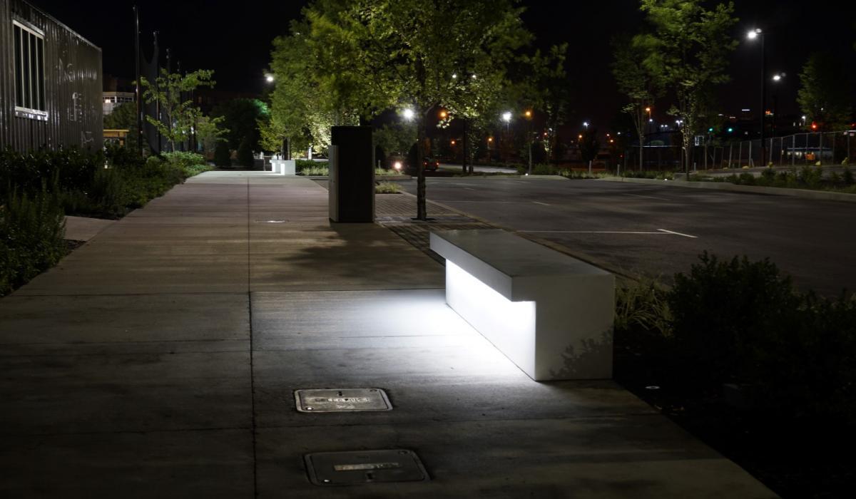 LED Line Nashville