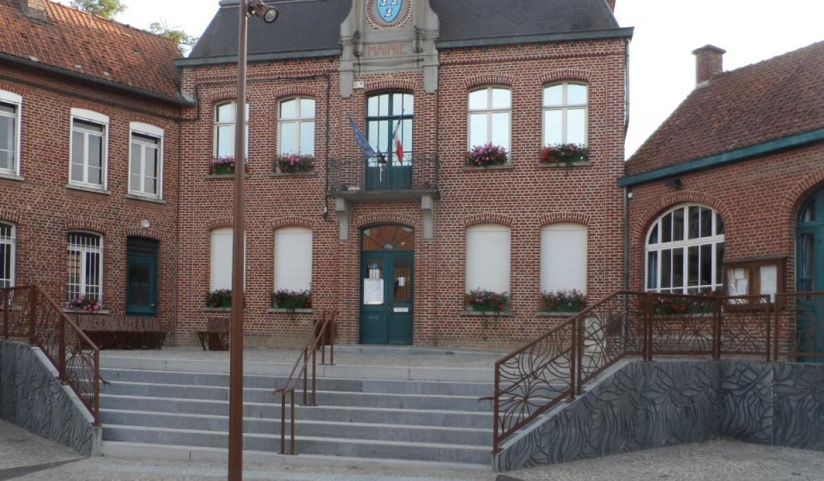 Mairie de Sebourg