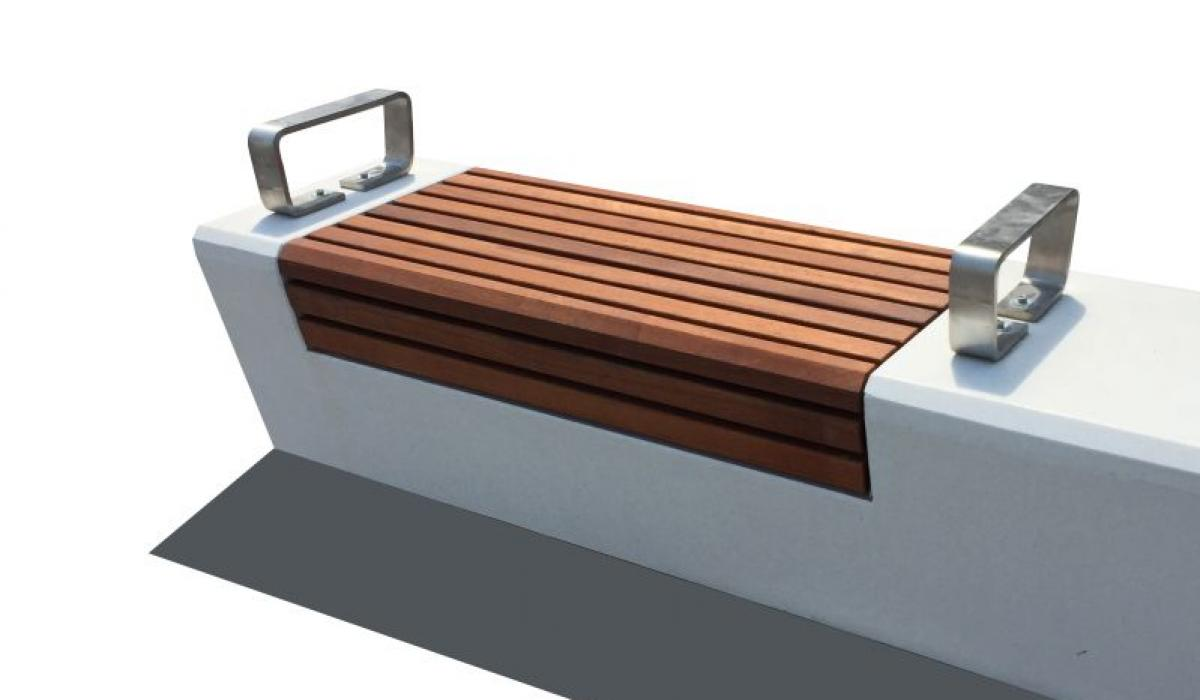 Optional handle/armrest