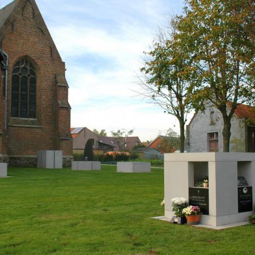 Wulvergem cemetery