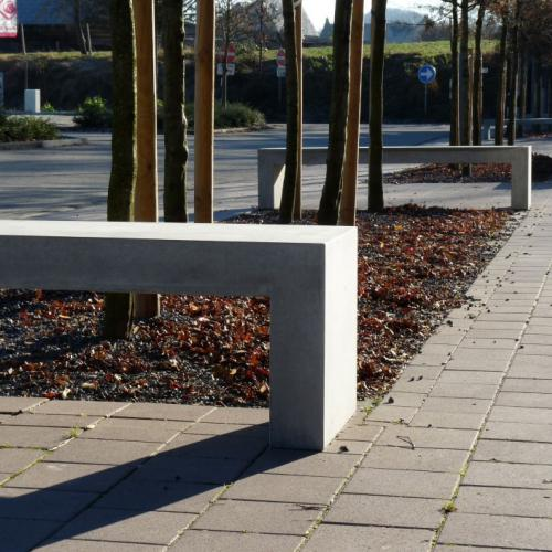 Bierbeek benches