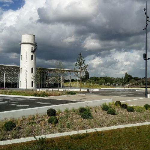 Cité des congrès - Valenciennes