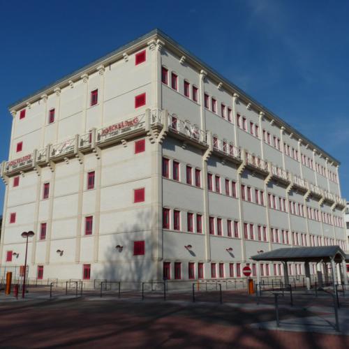 Extension Hôpital Ambroise Paré Mons