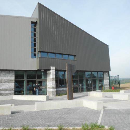 Prison Marche-en-Famenne