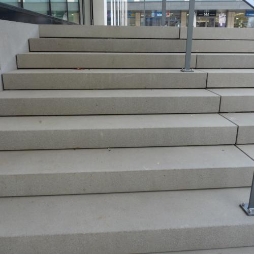 Merl Sud steps