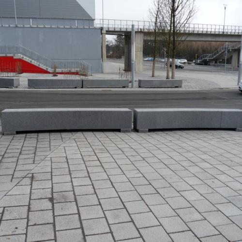 Nürburgring benches