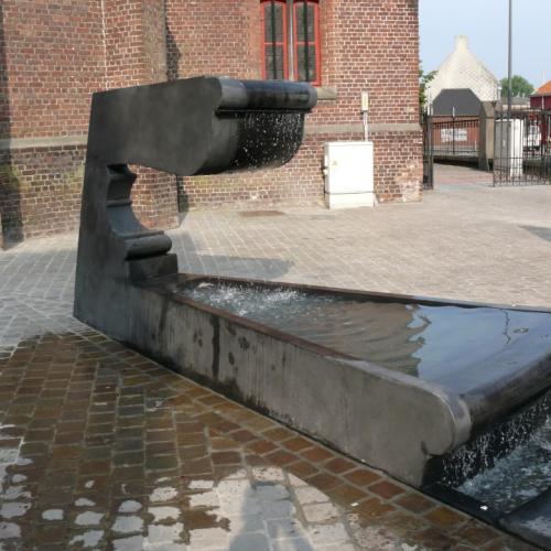 Oostkamp Ruddervoorde Fountain