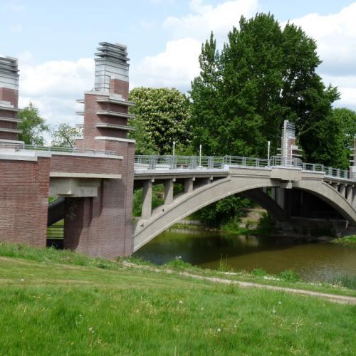 Sasselaan bridge renovation