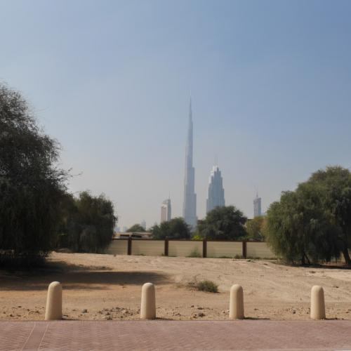 Zabeel 2, Dubai
