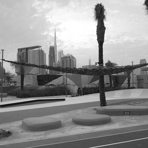 D3 Waterfront Park, Design District, Dubai