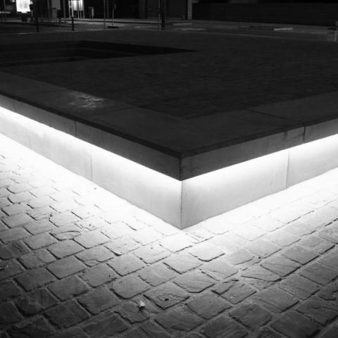 Indirect LED