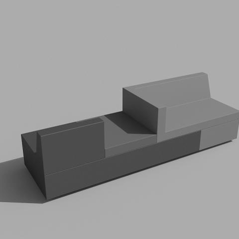 Bench system a-bench