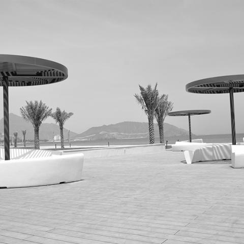 Khorfakkan Corniche