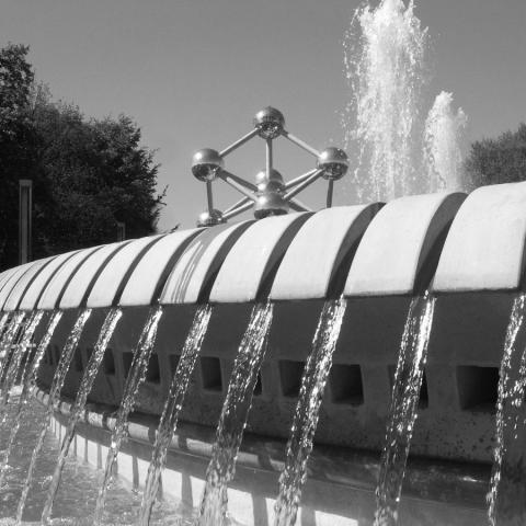 Expo 58 Fountain renovation