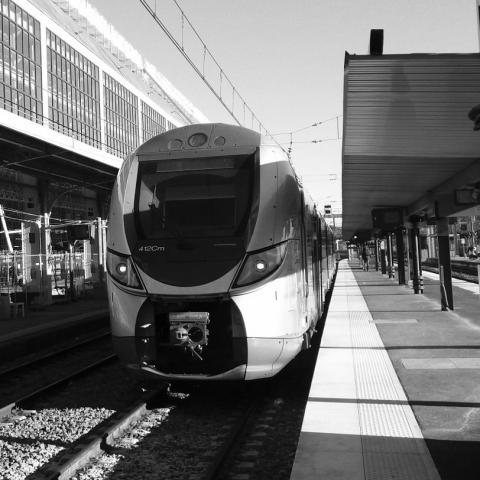 Bordeaux St-Jean Railway station