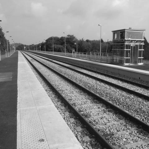Platform edges