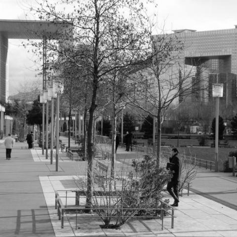 Promenade Paris-La Défense