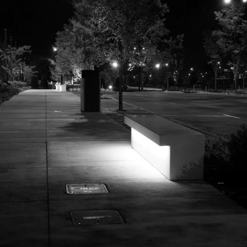 LED-Line Benches