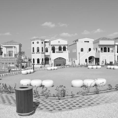 NSHAMA TOWN SQUARE DUBAI, CLOUD SEAT