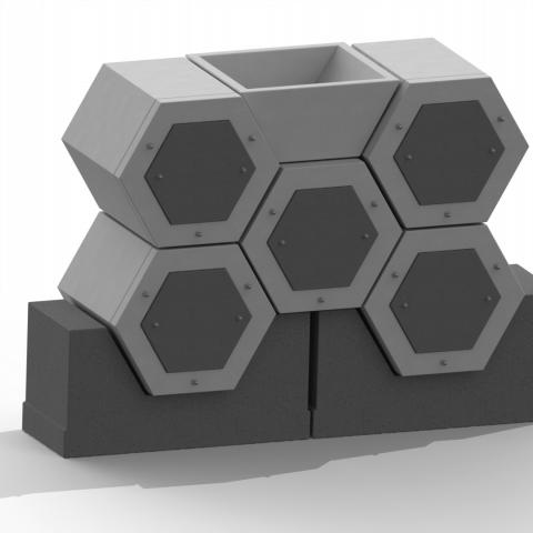 Osiris Hexagonal