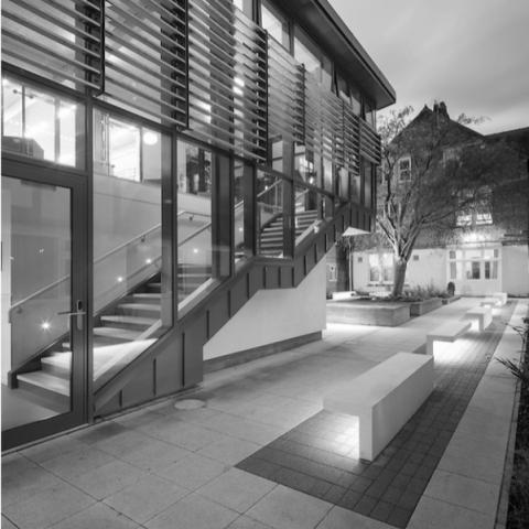 St-Clares College, Pamela Morris building