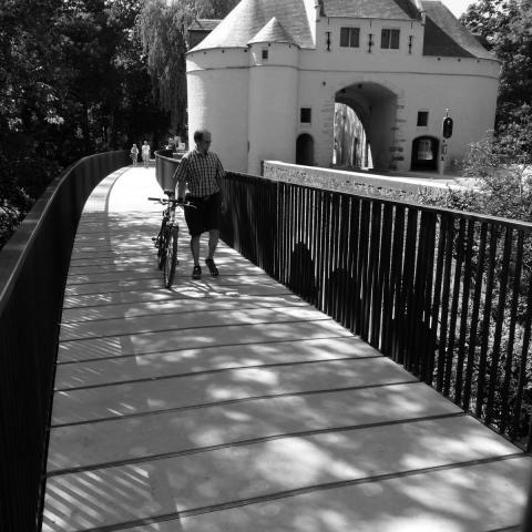 Footbridges Smedenpoort