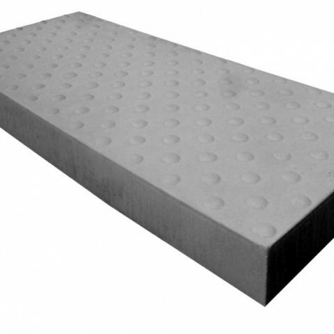 Tactile slabs