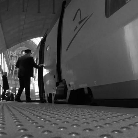Antwerp Central Railway Station (TGV)