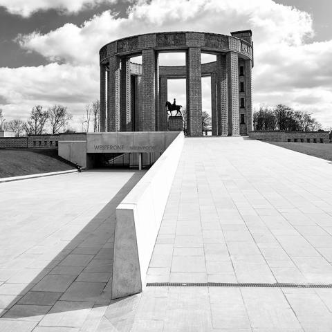 Westfront Memorial & Visitor Center