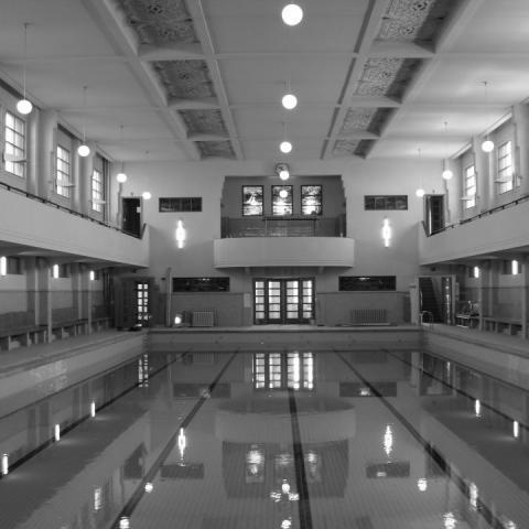 Veldstraat swimming pool