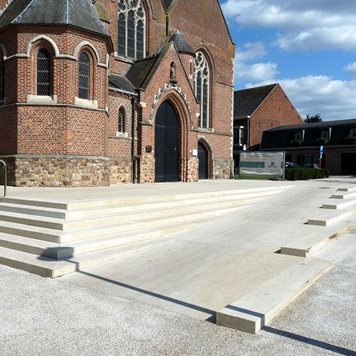 Access Ramps & Decking Elements Buildings