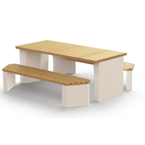 Table & Bench Butch