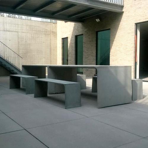 UHPC Tables